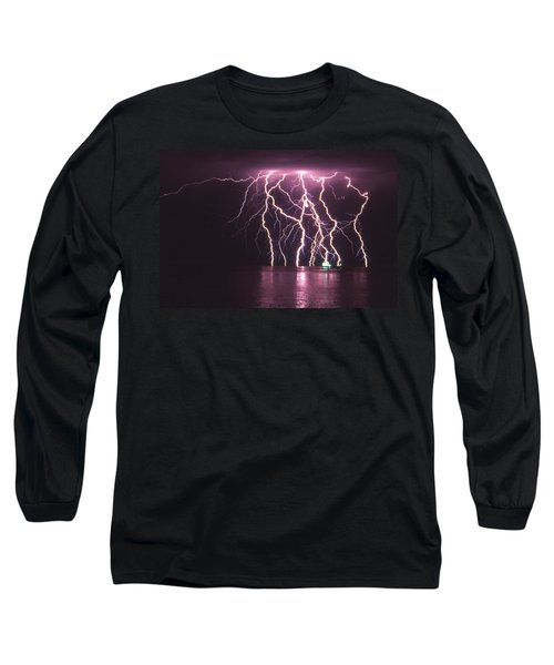 Dancing On Water Long Sleeve T-Shirt