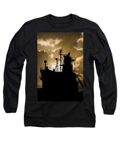 Dark Superstructure Long Sleeve T-Shirt