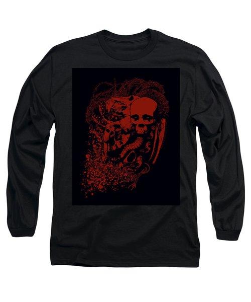 Decreation Long Sleeve T-Shirt by Tony Koehl