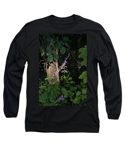 Long Sleeve T-Shirt featuring the photograph Deep by Joseph Yarbrough