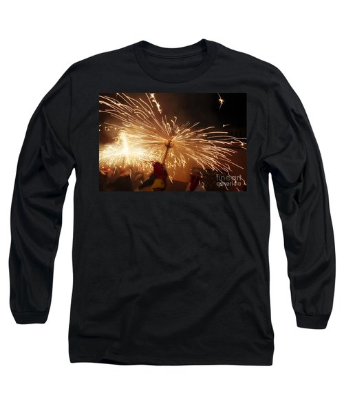 Demon Sparking Long Sleeve T-Shirt