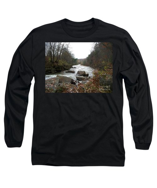 Destination Atlantic Long Sleeve T-Shirt