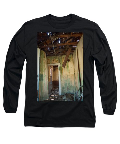 Long Sleeve T-Shirt featuring the photograph Deterioration by Fran Riley