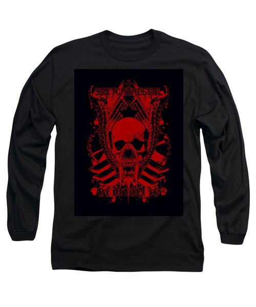 Devitalized Long Sleeve T-Shirt