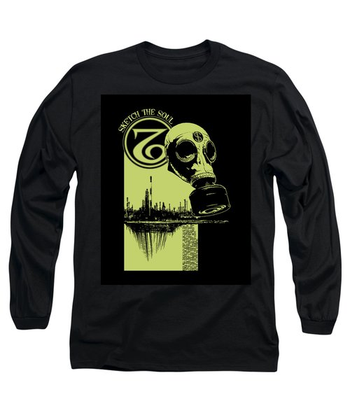 Digging Up The Past Long Sleeve T-Shirt by Tony Koehl