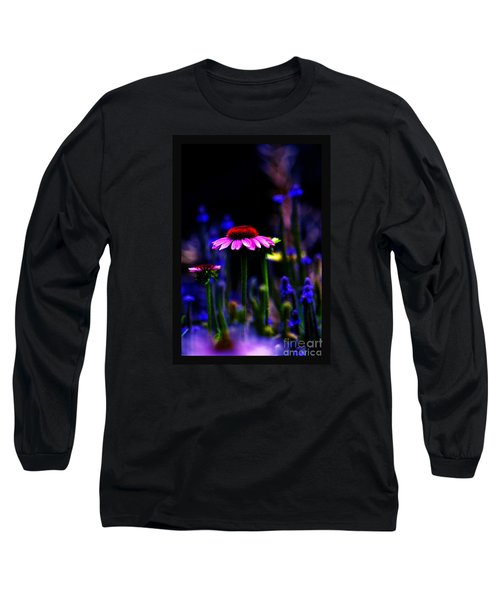 Divine Spirit Of Mother Earth Long Sleeve T-Shirt