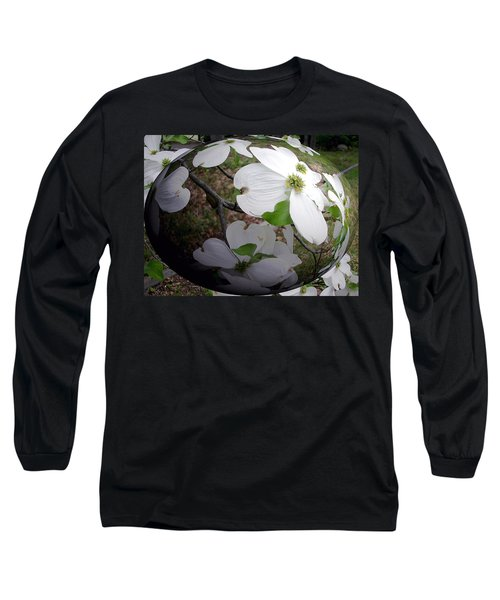 Dogwood Under Glass Long Sleeve T-Shirt
