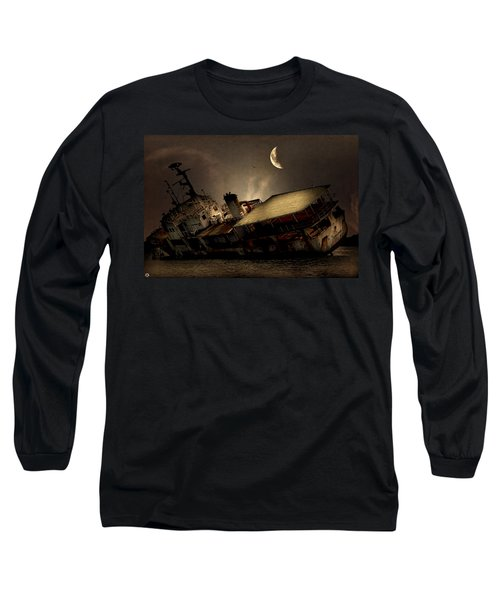 Doomed To Gloom Long Sleeve T-Shirt