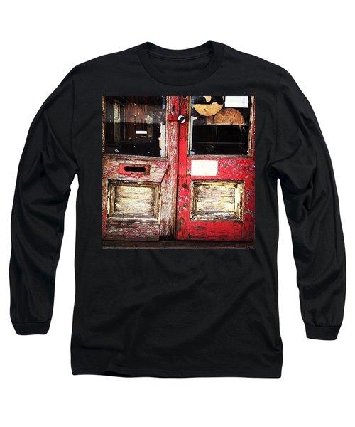 Door Long Sleeve T-Shirt