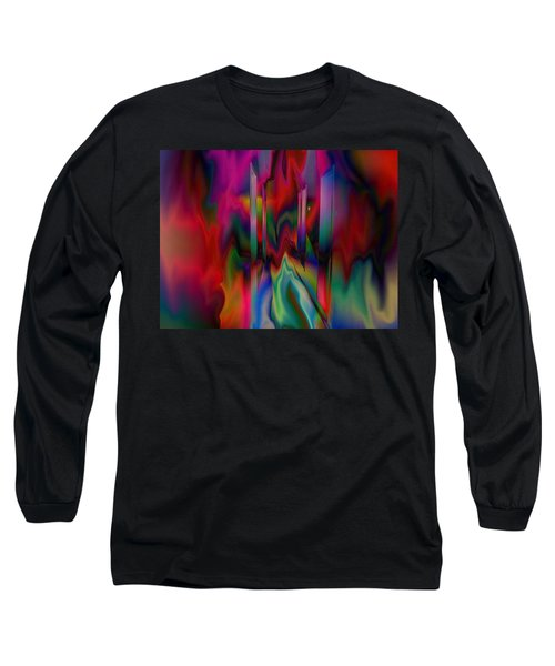 Doors In My Dream Long Sleeve T-Shirt