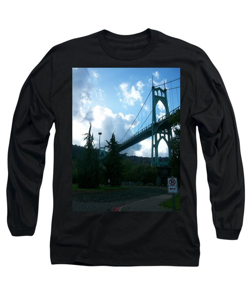Dramatic St. Johns Long Sleeve T-Shirt
