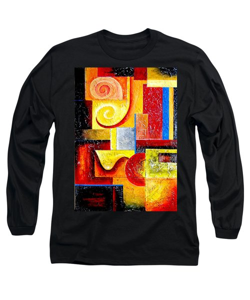 Duospiral Long Sleeve T-Shirt