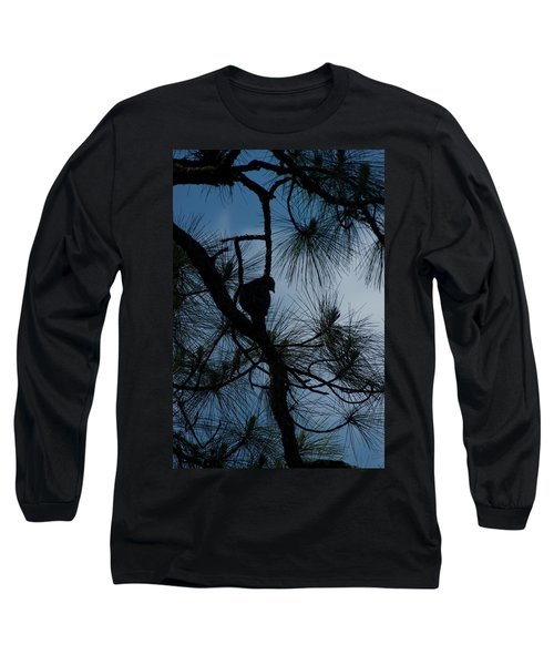 Long Sleeve T-Shirt featuring the photograph Dusk by Joseph Yarbrough