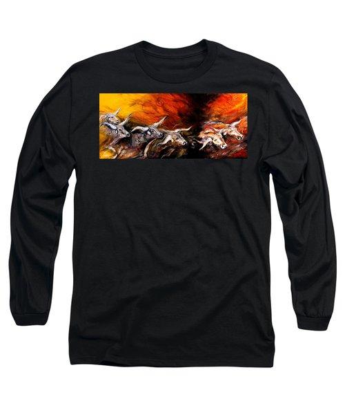 Dust Storm Long Sleeve T-Shirt