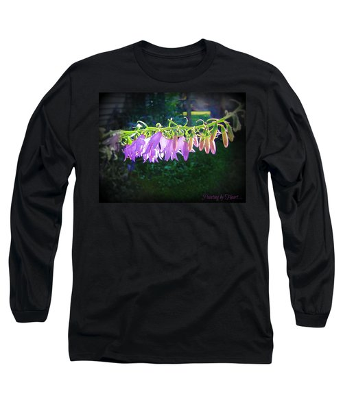 Early Morning Touch Long Sleeve T-Shirt