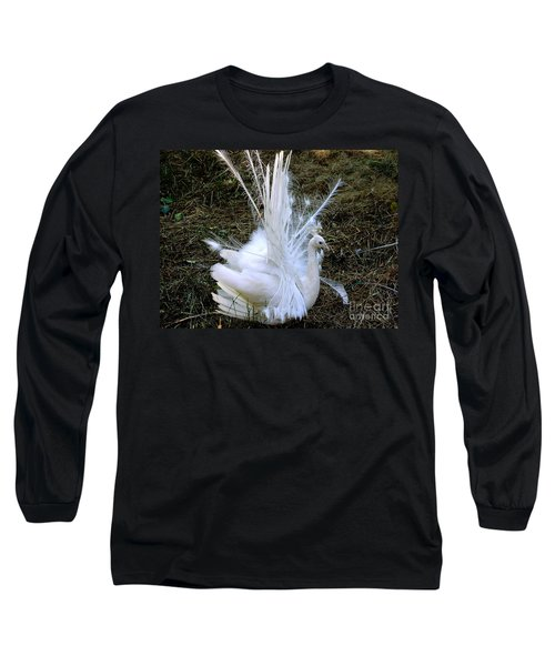 Effervescence Long Sleeve T-Shirt by Rory Sagner