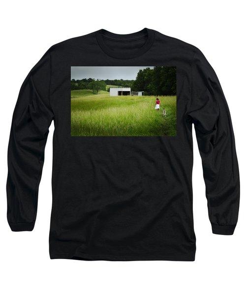 Etta's World Long Sleeve T-Shirt