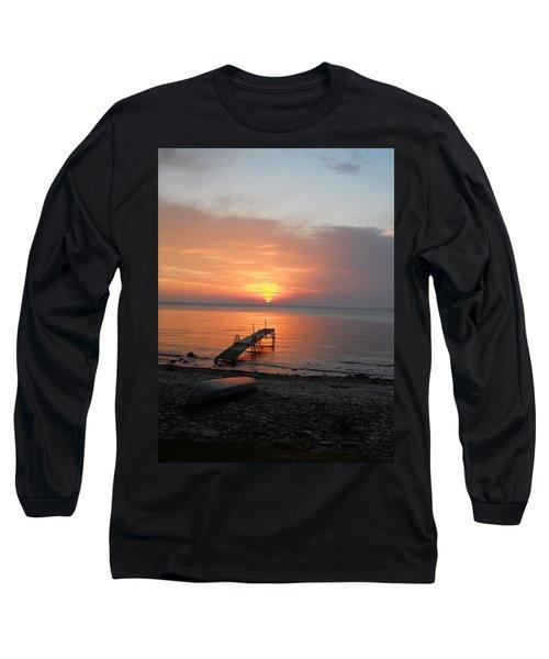 Evening Rest Long Sleeve T-Shirt