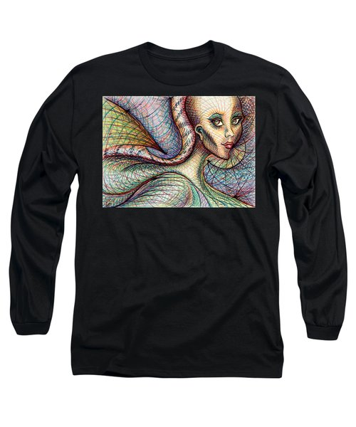 Exposed Long Sleeve T-Shirt