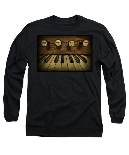 Facing The Music Long Sleeve T-Shirt