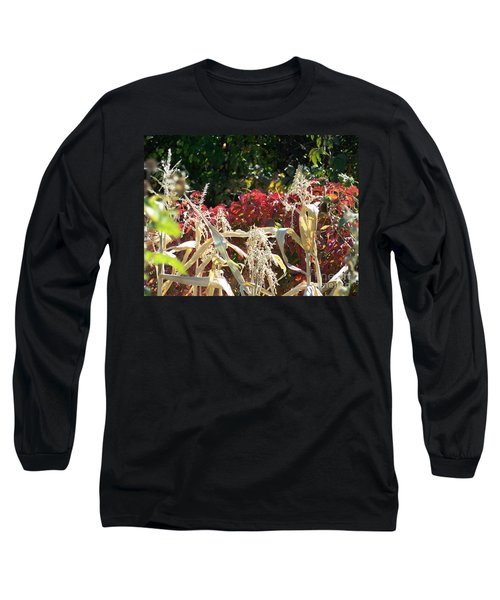 Fall Harvest Of Color Long Sleeve T-Shirt