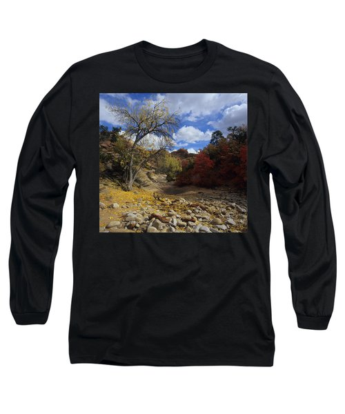 Fall In Zion High Country Long Sleeve T-Shirt