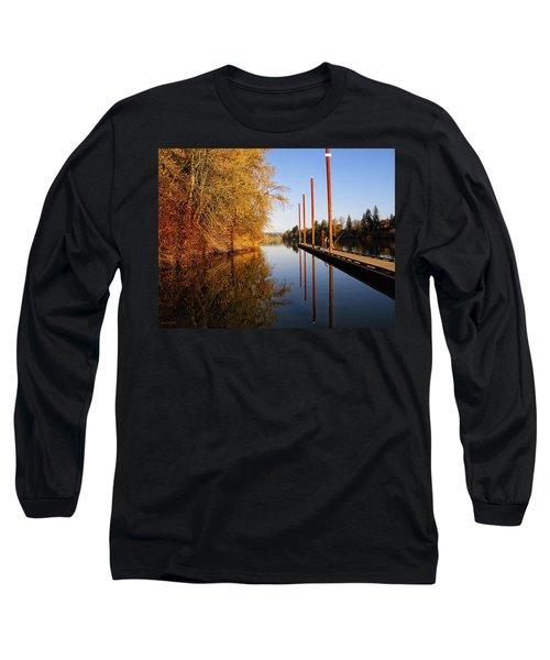 Fall Pier Long Sleeve T-Shirt