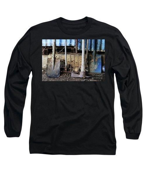 Farm Tool Long Sleeve T-Shirt