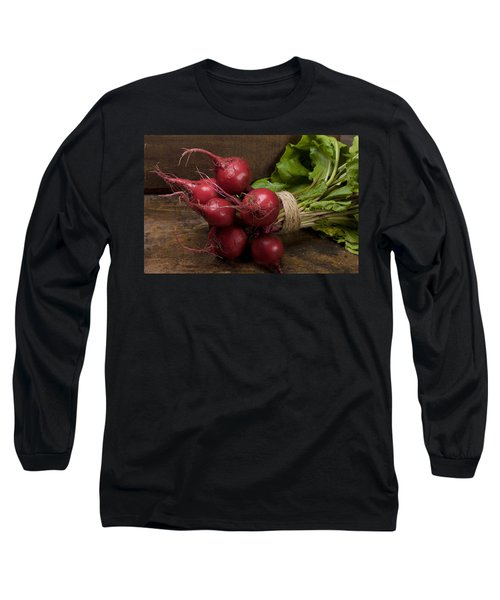 Farmer's Market Beets Long Sleeve T-Shirt