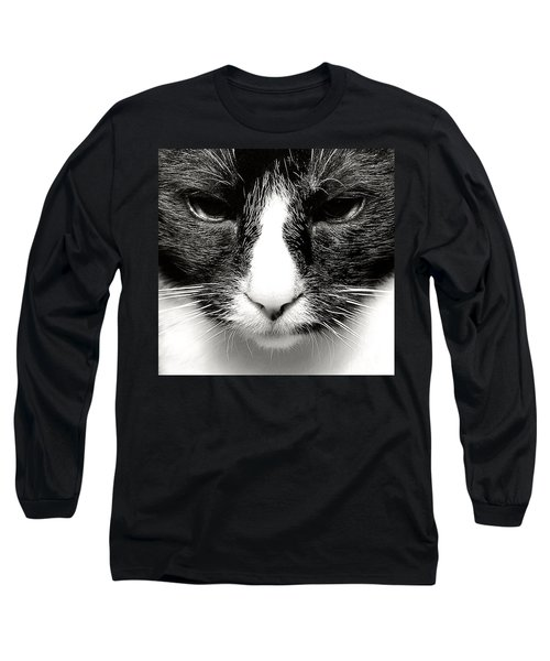 Fearless Feline Long Sleeve T-Shirt