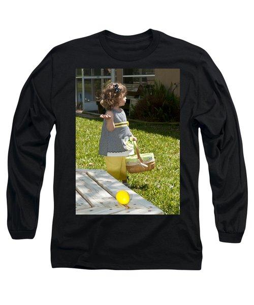 First Easter Egg Hunt Long Sleeve T-Shirt