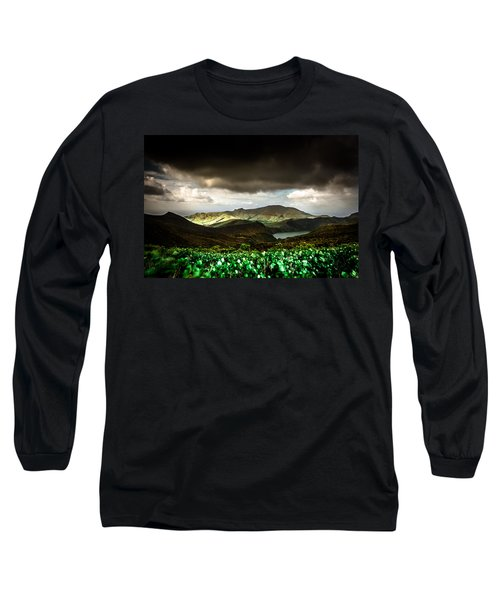 Flores Island - Azores Long Sleeve T-Shirt