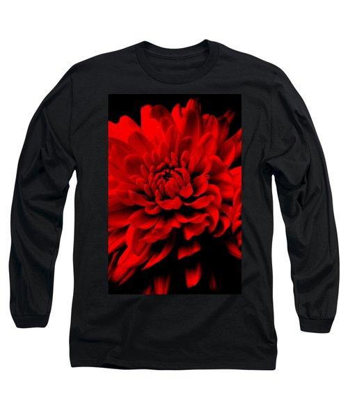 Flower 1  Long Sleeve T-Shirt