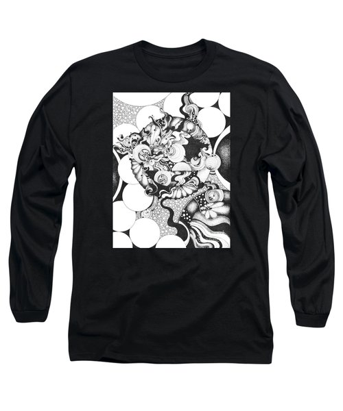 Moonlight Reflections Long Sleeve T-Shirt