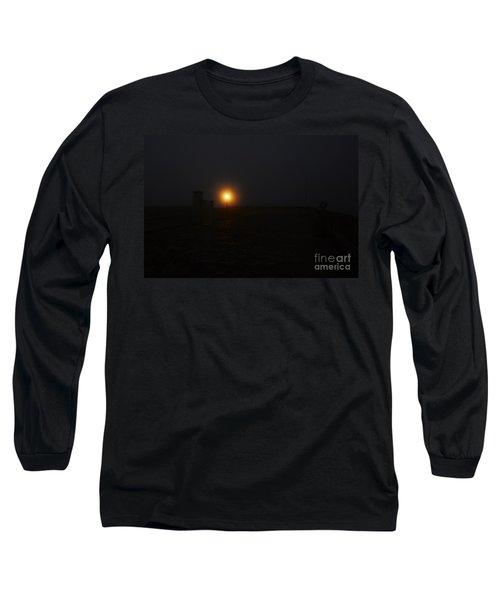 Fog In San Salvador Long Sleeve T-Shirt
