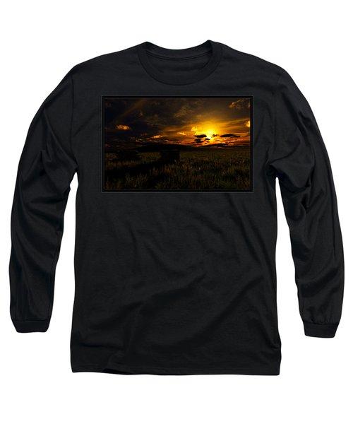 Forgotten Homestead... Long Sleeve T-Shirt