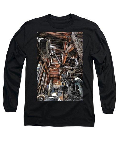 Forgotten Mill Long Sleeve T-Shirt