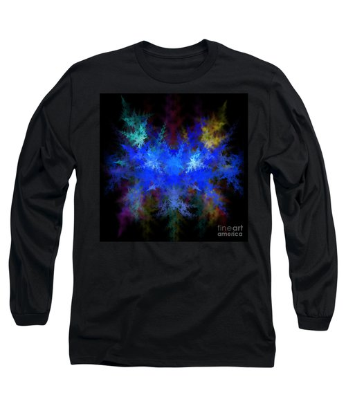 Fractal Long Sleeve T-Shirt