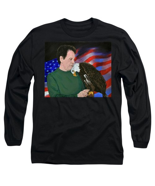Freedom Friends Long Sleeve T-Shirt by Stan Hamilton