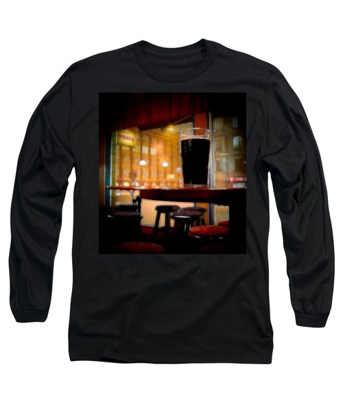 Friday Night Beer Long Sleeve T-Shirt