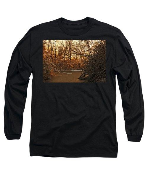 Frozen Pond Long Sleeve T-Shirt