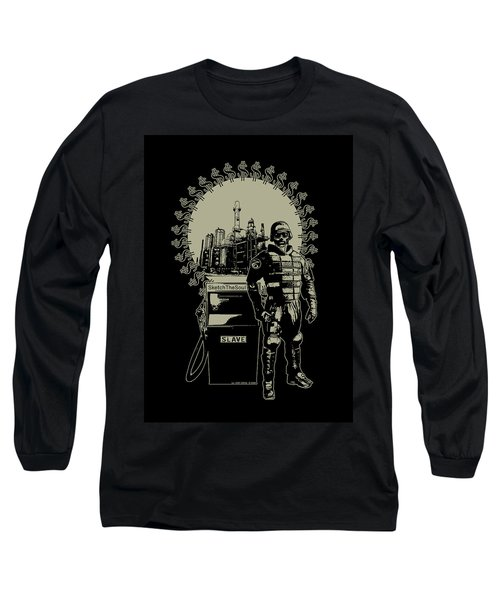 Gas Riot  Long Sleeve T-Shirt