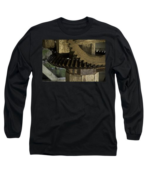 Geared Up Long Sleeve T-Shirt
