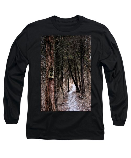 Gently Into The Forest My Friend Long Sleeve T-Shirt