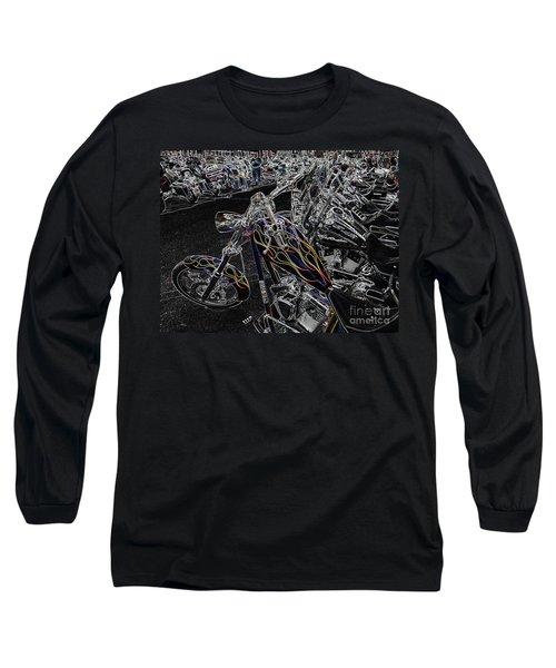 Ghost Rider 2 Long Sleeve T-Shirt