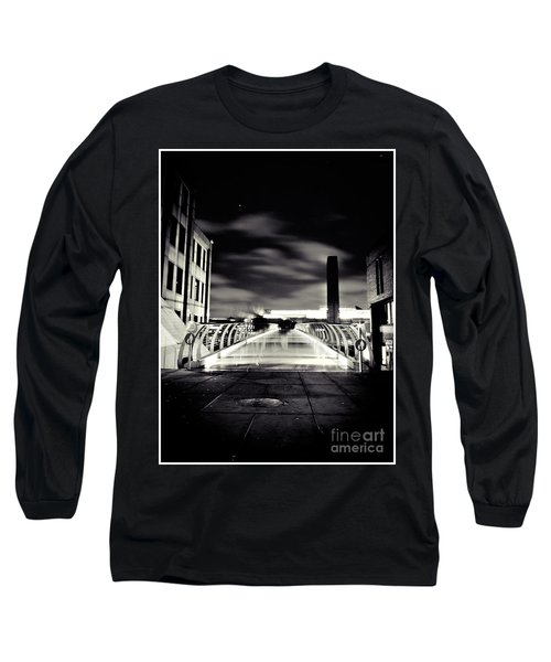 Ghosts In The City Long Sleeve T-Shirt
