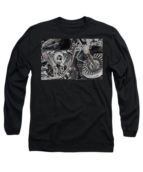 Gimmie The Keys  Long Sleeve T-Shirt