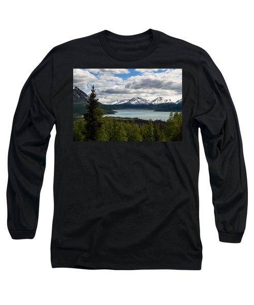 Glacier Water Long Sleeve T-Shirt