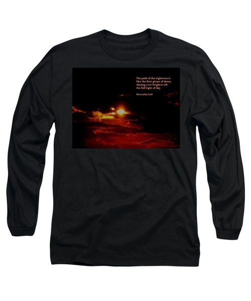 Glorious 2 Long Sleeve T-Shirt by Maria Urso