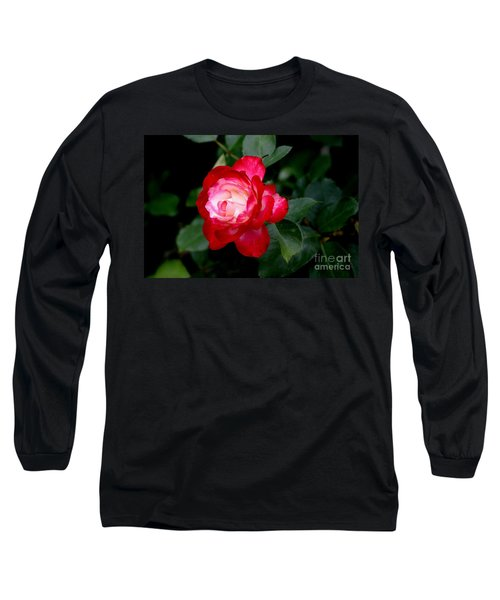 Glowing Long Sleeve T-Shirt by Living Color Photography Lorraine Lynch